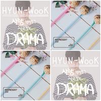ヒョヌクさんのシングル「Drama」をSoulSweetがカバー - GreyDay ファン! (Good Rhythm Unlimited)