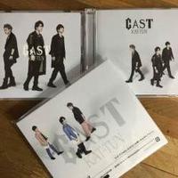 KAT-TUN再始動初のアルバム『CAST』が発売なりました!(^^)! - KAT-TUNについて時々勝手に語ります