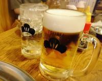 7/16(月) 昼飲みと銭湯~新橋 鶴松~ - 今日のごはんと飲み物日記