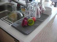 一か月ぶりの更新。食洗機故障の中、意外な効能。 - 兼業だら母の覚書