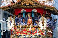 祇園祭2018長刀鉾の注連縄切り - 花景色-K.W.C. PhotoBlog