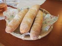 7月のレッスン最終日は、ミルキーフランス@ホシノ天然酵母 - 土浦・つくば の パン教室 Le soleil