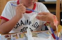 プテラノドン対クワガタムシ - 大阪府池田市 幼児造形教室「はるいろクレヨンのブログ」