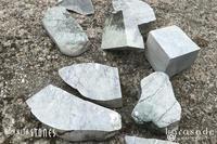 糸魚川産翡翠のビーズとブレス - すぐる石放題