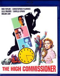 「群衆の中の殺し屋」The High Commissioner  (1968) - なかざわひでゆき の毎日が映画三昧