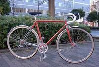スポルティーフ+スタンド - 自転車で遊んでみよう