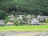 南丹市 日本の原風景? 美山かやぶきの里 - 転勤日記