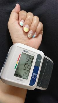 血圧メモ - マイニチが宝箱 - lcsyoko