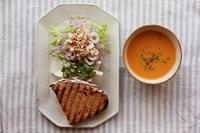 ニンジンスープ - Nasukon Pantry