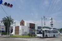 枕崎(駅前)2 - リンデンバス ~バス停とその先に~