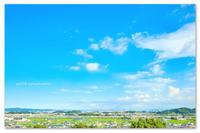 青空と雲。 - Yuruyuru Photograph
