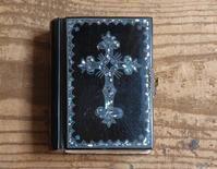 螺鈿の十字架 MISAL ミサ 典礼書  /F220 - Glicinia 古道具店