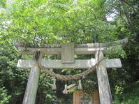 日田の山間に高住神社がありました - 地図を楽しむ・古代史の謎