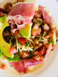 カッペリーニ生トマトとミント - 日進のイタリアンマンマの極上レシピ