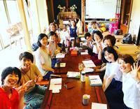 珠子塾  in  あぐり寺、最終回!!!! - すでにあたらしい世界へ☆もんもく日記2