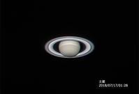 土星再処理 - お手軽天体写真