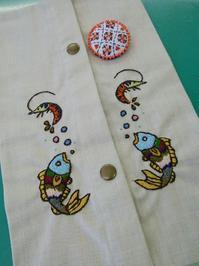 暑い中ご出席ありがとうございます at 岩田屋コミュニティカレッジ - 手刺繍屋 Eri-kari(エリカリ)