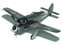 エデュアルド 1/72 Fw190A-8/R2 - サンフィッシュ飛行隊