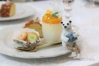 れっすんれぽと ♪ - お菓子教室*Blue Kitchen*便り ~ a pleasant blue kitchen ~