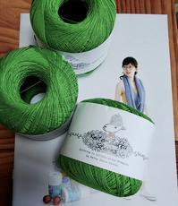 今日も届いてしまいました。ロワールコットンです。 - Crochet Atelier momhands