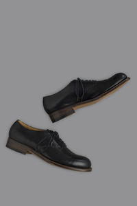 forme Blucher plain toe 708 (Men's) - un.regard.moderne
