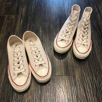 """NEW""CONVERSECT70 - 「NoT kyomachi」はレディース専門のアメリカ古着の店です。アメリカで直接買い付けたvintage 古着やレギュラー古着、Antique、コーディネート等を紹介していきます。"
