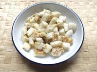 <イギリス料理・レシピ> イカのカリカリ焼き【Fried Squid】 - イギリスの食、イギリスの料理&菓子