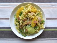 <イギリス料理・レシピ> サバのパスタ・サラダ【Mackerel and Pasta Salad】 - イギリスの食、イギリスの料理&菓子