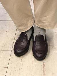 スリッポン人気 - 手づくり靴 仄仄工房(ホノボノコウボウ)