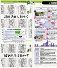 日本の原発輸出 ニュースがわかるA to Z /東京新聞 - 瀬戸の風