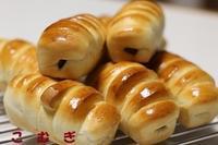 8が月の日程とメニューのお知らせ - パン・お菓子教室 「こ む ぎ」