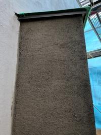 モルタル仕上げの外壁 - 佐々木善樹建築研究室・・・日々のコト・・・