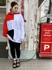 大人気「MSGM エムエスジーエム」新作フードプルパーカー&ロゴTシャツ再入荷致しました! - UNIQUE SECOND BLOG