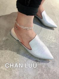 「CHAN LUU チャンルー」アクセサリー入荷です。 - UNIQUE SECOND BLOG