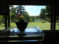 2018年8月の藤田記念庭園茶会開催のお知らせ - Tea Wave  ~幸せの波動を感じて~