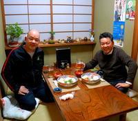 日曜日の夜in津和野 - べルリンでさーて何を食おうかな?