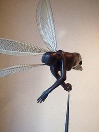 彫刻を越える革立体 - アートで輪を繋ぐ美空間Saga