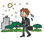 夏の漢方的養生  発汗過多は要注意 - 快食!快眠!快便!
