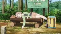「ヤマノススメサードシーズン」舞台探訪001 東吾野から子ノ権現、山は天覚山のみですが(第3話) - 蜃気楼の如く