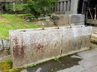 日光東照宮の水飲み場の水が冷たくて美味しい!そして、出しっ放し! - 設計事務所 arkilab