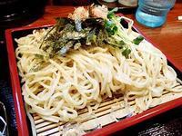 大翔@殿町 ☆☆ (ざるら~めん・季節限定) - 麺ある記 山陰 ~松江・島根・鳥取・ラーメンの旅~