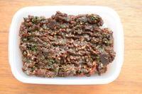 手作り調味料*大葉味噌(ど根性味噌) - 小皿ひとさら