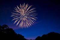 立石神社大祭の花火 ① - やきつべふぉと
