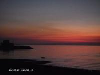 瀬戸内の夕景と3日月♫ - アリスのトリップ