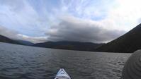 然別湖でまったりカヤック漕ぎ2018.7.20 - どんぐり散歩