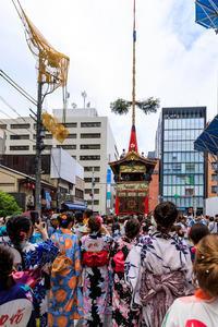 祇園祭2018鶏鉾曳初め - 花景色-K.W.C. PhotoBlog