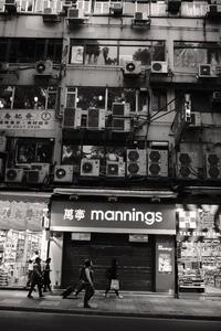 室外機のある風景 - Life with Leica