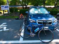 2018 夏遊び2日目・自転車日和・ 安曇野のほほんサイクリング - ろーりんぐ ☆ らいふ