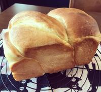 デニッシュ風食パン試作とワンプレート - カフェ気分なパン教室  ローズのマリ