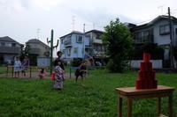 《夏祭り》の感想が届きました☆ - 自然遊び ぎんのいずみ子ども園 調布 シュタイナー